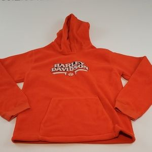 Youth Harley Davidson hoodie size 14/16